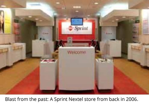 SprintNextelStore