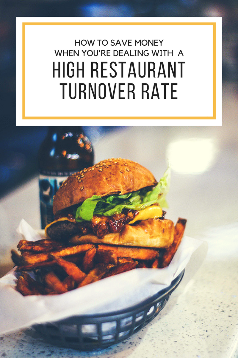 identify the reason for the high turnover rate If an employer is said to have a high turnover rate relative to  for any reason,  companies must continually work to identify the issues that cause turnover in.