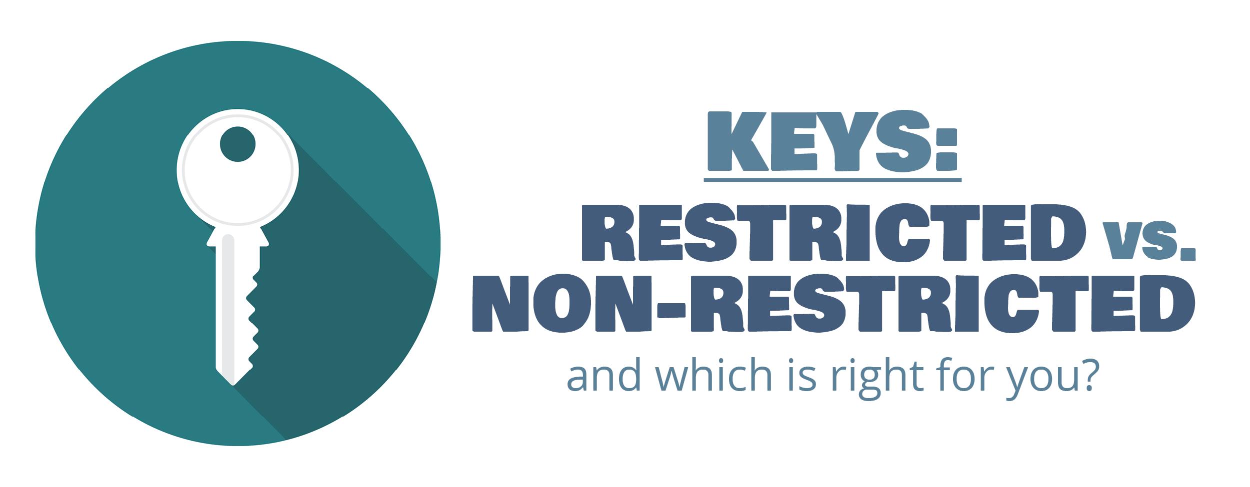 restrictedvsnonrestricted